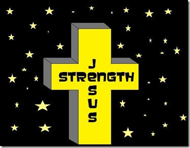 Jesus Strength